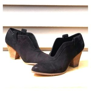Charles by Charles David black booties.